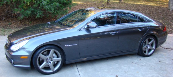 2006 mercedes benz cls55 amg iwc ingenieur sold the crulls. Black Bedroom Furniture Sets. Home Design Ideas